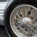 Electric Race Car by Jim West