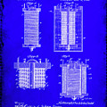 Electrical Battery Patent Drawing 1e by Brian Reaves