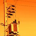 Electricity by Gaspar Avila