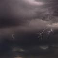Electrified Clouds by Gary Mosman