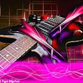 Electro Guitar by Ruahan Van Staden