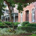 Elegant Retreat In Tampa by Carol Groenen