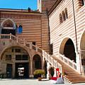 Elegant Scala Della Ragione - Verona Italy by Just Eclectic