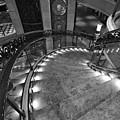 Elegant Staircase by David Andersen