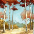 Elegantredforest by Mauro DeVereaux
