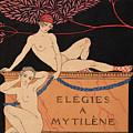 Elegies A Mytilene by Georges Barbier