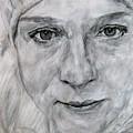 Unknown, Portrait by Sviatoslav Alexakhin