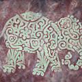 Elephant - Animal Series by Jennifer Kelly