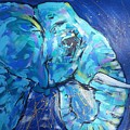 Elephant #1 by Arrin Burgand