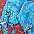 Elephant #4 by Arrin Burgand