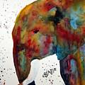 Elephant by Connie Beattie