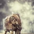 Elephant Figure by Amanda Elwell