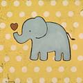 Elephant Love by Bonnie Lecat