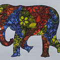 Elephant by Pragati Sinha