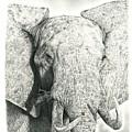 Elephant by Remrov