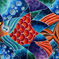 Eletric Fish by Eduardo Natario