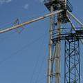 Elevator Mast by Dylan Punke