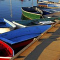 Eleven Dinghies Of Rockport by AnnaJanessa PhotoArt