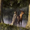 Elf And Buck by Daniel Eskridge