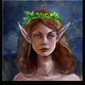 Elf Girl 1 by Carrley Mason