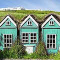 Elf Houses by Fou Alsem