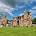 Elgin Cathedral, Scotland by Ivan Batinic