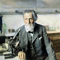 Elie Metchnikoff (1845-1916) by Granger