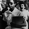 Elizabeth Eckford, One Of The Nine by Everett