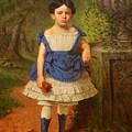 Elizabeth Moerlein by Henry Mosler