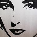 Elizabeth Taylor Diams by Kathleen Artist PRO