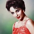 Elizabeth Taylor, Vintage Movie Star by Mary Bassett