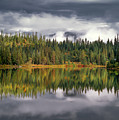 Elk Lake by Leland D Howard