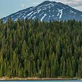 Elk Lake Sailing  by Matthew Irvin