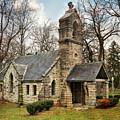 Elkhart Illinois Chapel by Marty Koch