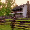 Elkhorn Tavern At Pea Ridge - Arkansas - Civil War by Jason Politte