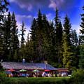 Elkins Resort II by David Patterson