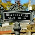 Ellen Axson Wilson by Eileen Brymer