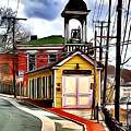 Ellicott City Fire Museum by Stephen Younts