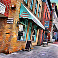 Ellicott City Shops by Stephen Younts