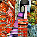 Ellicott City Steps by Stephen Younts