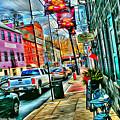 Ellicott City Street by Stephen Younts