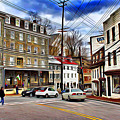 Ellicott City Streets by Stephen Younts