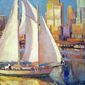 Elliot Bay by Steve Henderson