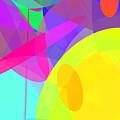 Ellipses 14 by Chris Butler
