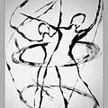 Elliptical Dervishes by Robert Kernodle