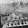 Ellis Island, 1933 by Granger