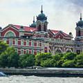 Ellis Island by Dave Thompsen