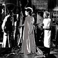 Elsa Lanchester Bride Of Frankenstein 4 1935-2015 by David Lee Guss