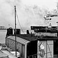 Elsinore Port Denmark by Lee Santa