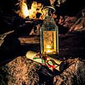 Elves Lantern by Alan Lloyd